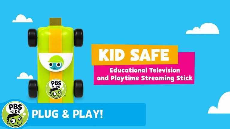 Check Out the New PBS KIDS Plug & Play!