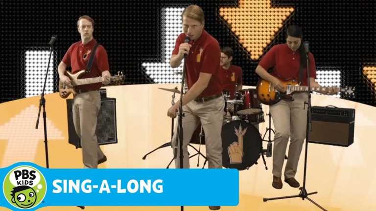 SING-A-LONG | Odd Squad: Odd Squad is Going Down | PBS KIDS