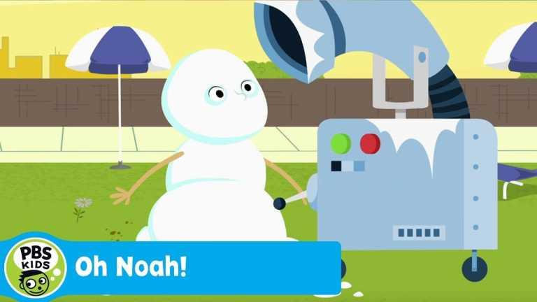 OH NOAH!| Noah Tries to Keep His Cool | PBS KIDS