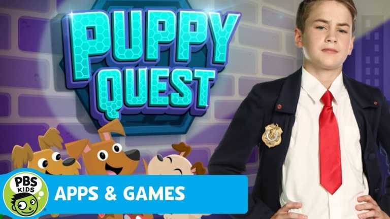 APPS & GAMES | Play the new Odd Squad Game: Puppy Quest! | PBS KIDS