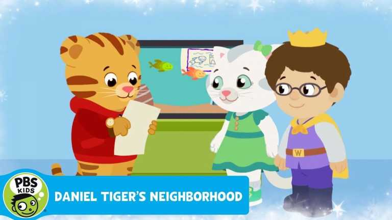 """DANIEL TIGER'S NEIGHBORHOOD 