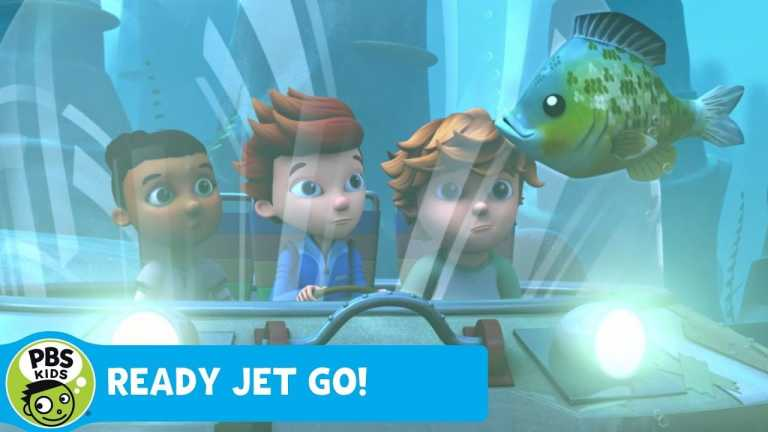 READY JET GO!   Space: The Ultimate Frontier!   PBS KIDS
