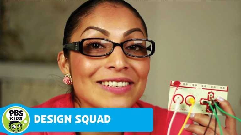 DESIGN SQUAD | Makey Makey | PBS KIDS
