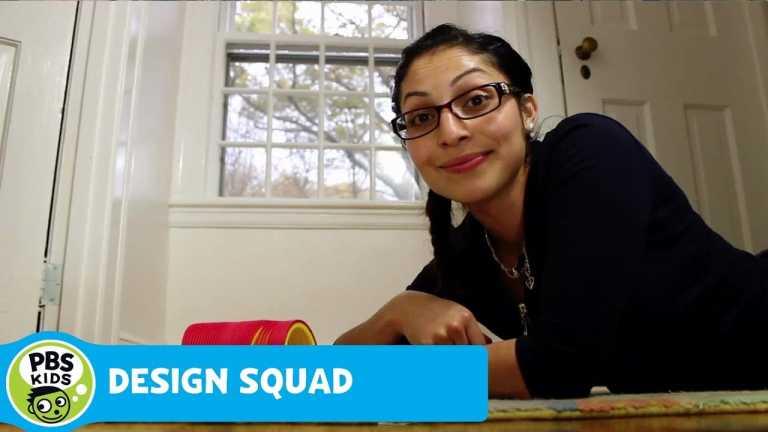 DESIGN SQUAD | Slinky | PBS KIDS