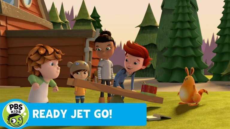 READY JET GO!   Mindy's Chores   PBS KIDS