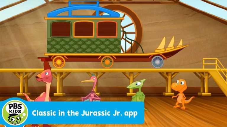 Dinosaur Train | Classic in the Jurassic Jr. | PBS KIDS