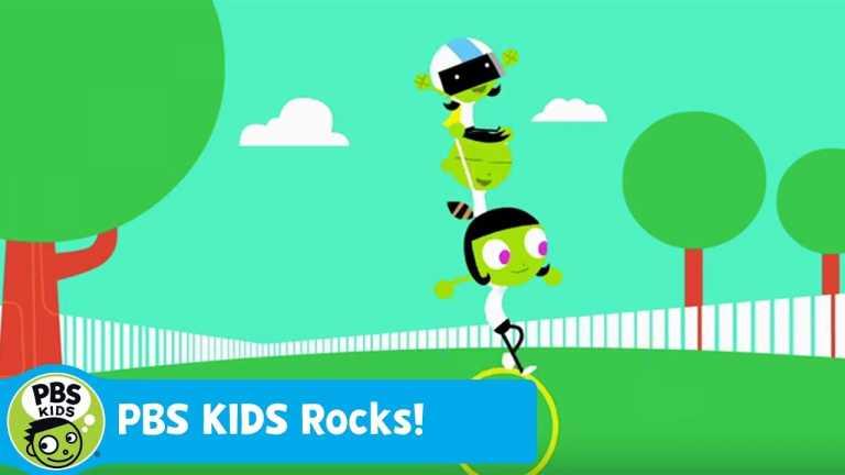 PBS KIDS ROCKS! | Best Coast – Taking Turns | PBS KIDS
