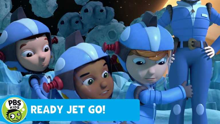 READY JET GO! | Saturn's Rings | PBS KIDS