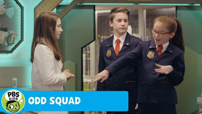 ODD SQUAD   Studying for the Test   PBS KIDS