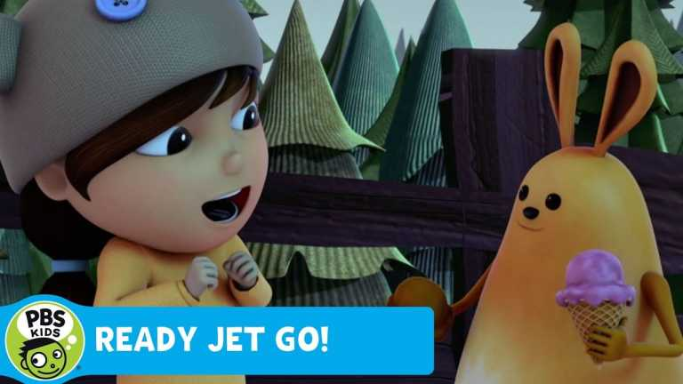 READY JET GO! | Asteroids and Ice Cream | PBS KIDS
