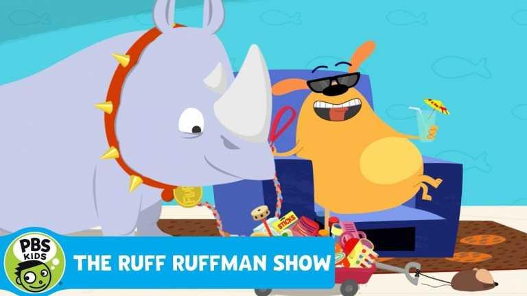 THE RUFF RUFFMAN SHOW | Pet-Sitting Tip #1: Make Sure It's a Hamster | PBS KIDS