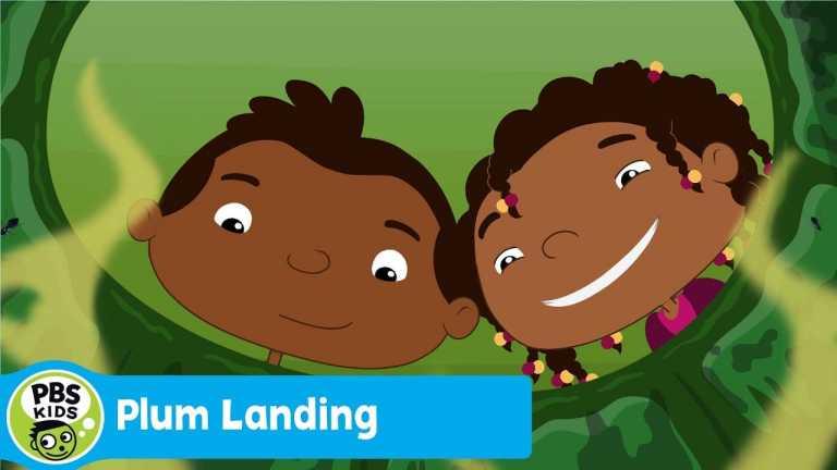 PLUM LANDING   What's That Smell?!!, Jungle, Part 2   PBS KIDS