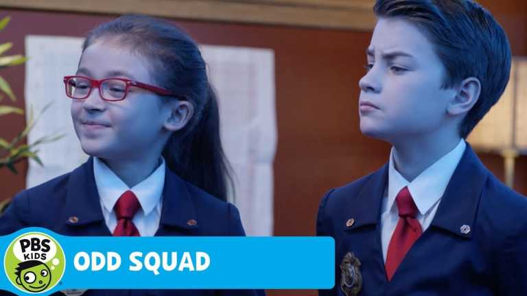 ODD SQUAD | Night Shift Mr. O Helps Otis and Olympia Solve a Case | PBS KIDS