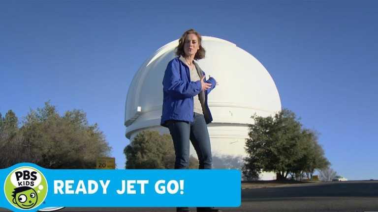 READY JET GO!   Telescope   PBS KIDS