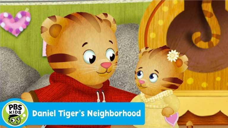 DANIEL TIGER'S NEIGHBORHOOD | Love Day with my Family | PBS KIDS