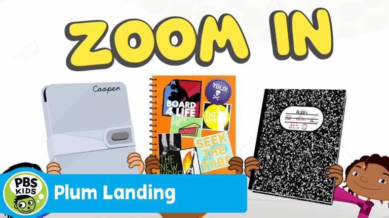 PLUM LANDING | Zoom In! | PBS KIDS