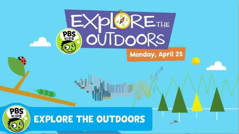 Explore the Outdoors   New Episodes of Wild Kratts and Nature Cat on April 25th   PBS KIDS