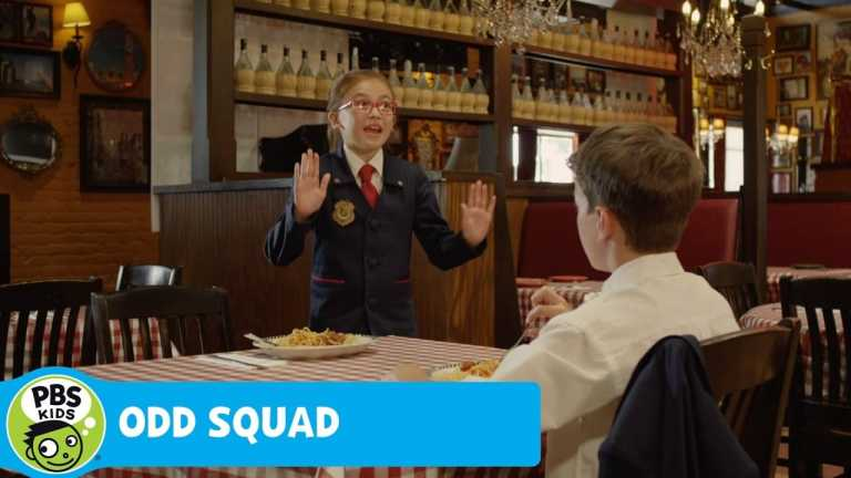 ODD SQUAD | Out to Lunch | PBS KIDS