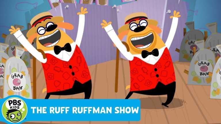 THE RUFF RUFFMAN SHOW | Music Video: Now We're Cookin'! | PBS KIDS