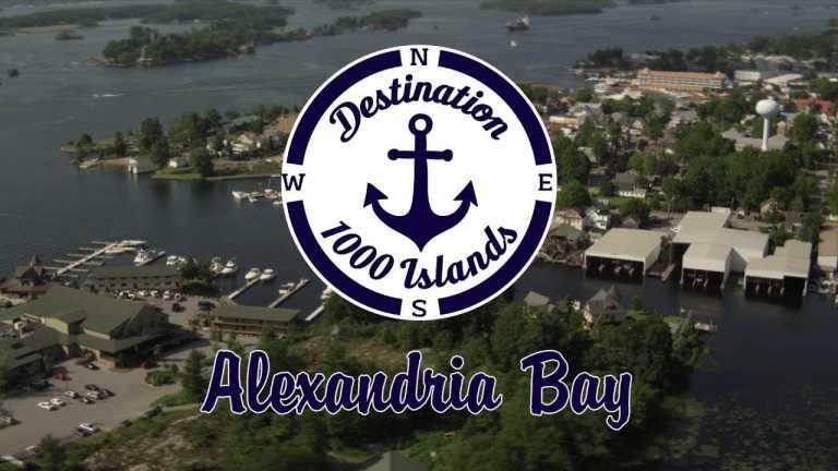 Alexandria Bay, New York | Destination 1000 Islands | WPBS Short Flix