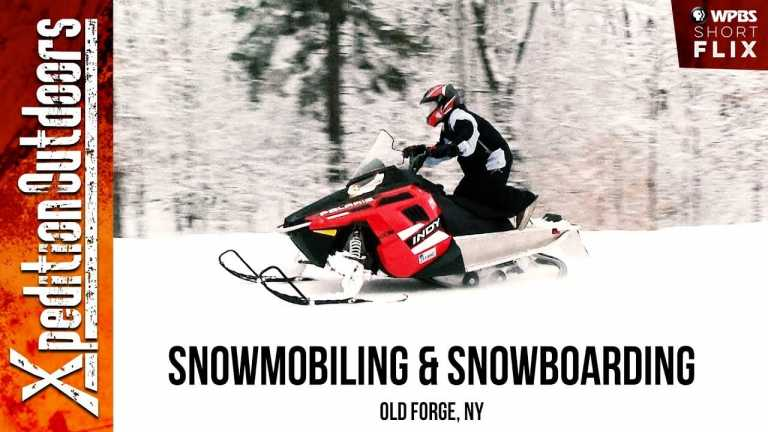 Snowmobiling & Snowboarding | Xpedition Outdoors | WPBS Short Flix