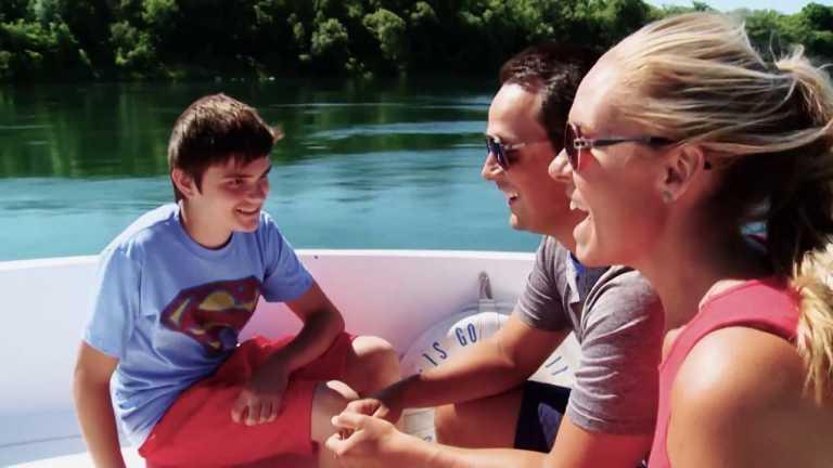 Parents Son   Go Fish New York   WPBS Short Flix