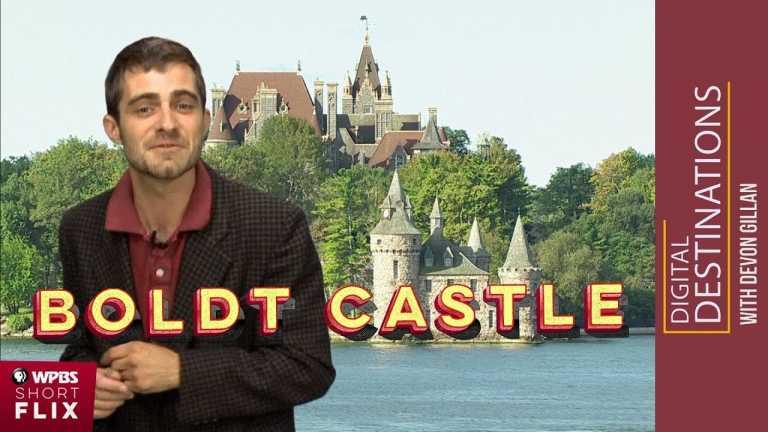 Boldt Castle, Alexandria Bay, New York | WPBS Short Flix