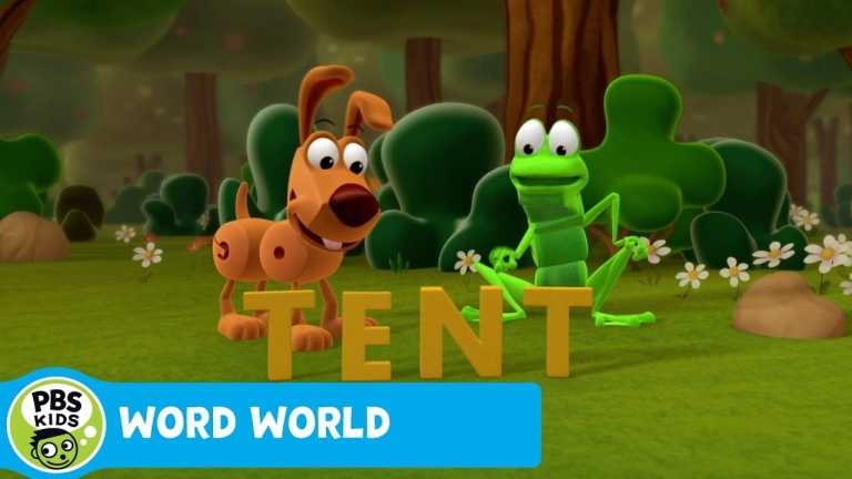 WORD WORLD | Camping We Will Go | PBS KIDS