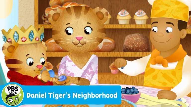 DANIEL TIGER'S NEIGHBORHOOD | Daniel is Kind to Prince Tuesday and Baker Aker | PBS KIDS