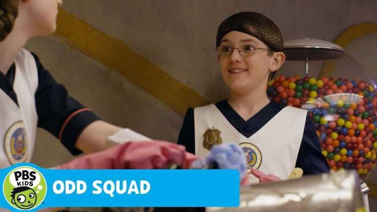 ODD SQUAD | Oscar's Odd Jobs | PBS KIDS