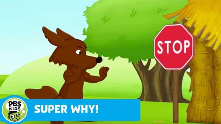 SUPER WHY!   Pig Becomes Alpha Pig   PBS KIDS