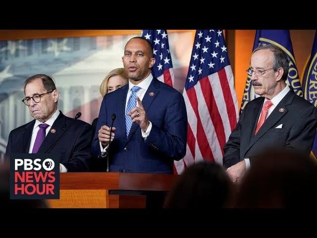 After House approves impeachment procedures, what happens next?