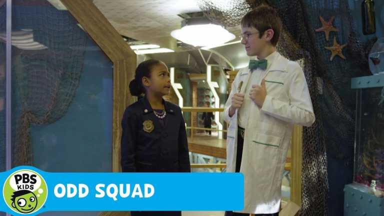ODD SQUAD | The Creature Room | PBS KIDS