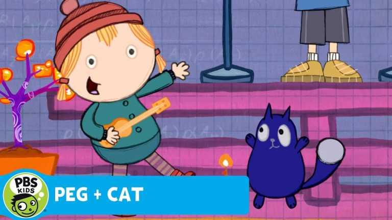PEG + CAT   Baby Peg + Baby Cat   PBS KIDS