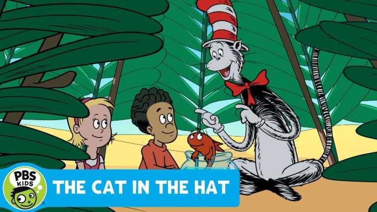 THE CAT IN THE HAT KNOWS A LOT ABOUT THAT! | Shady Shelter | PBS KIDS