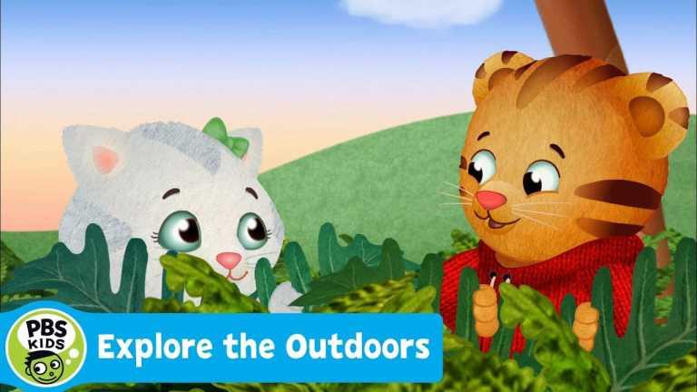 "WILD KRATTS & DINOSAUR TRAIN | ""Explore the Outdoors Week"" | PBS KIDS"