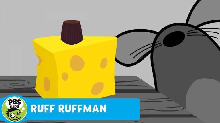 RUFF RUFFMAN | Say? Cheese! How Ads Work | PBS KIDS