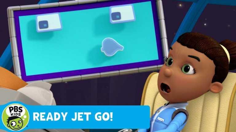Ready Jet Go! | A RACE in SPACE! | PBS KIDS