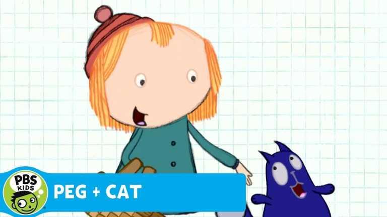 PEG + CAT | Crayon-tastic Creators | PBS KIDS