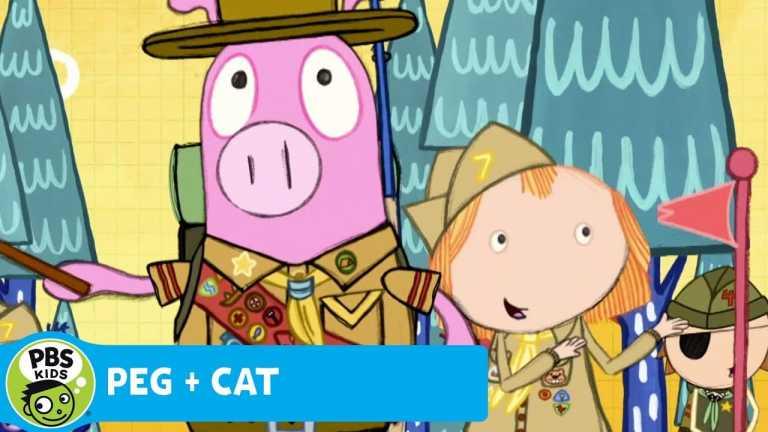 PEG + CAT   The Niniwawa Way   PBS KIDS