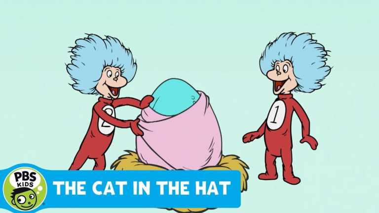 THE CAT IN THE HAT KNOWS A LOT ABOUT THAT! | The Things Hatch an Egg | PBS KIDS