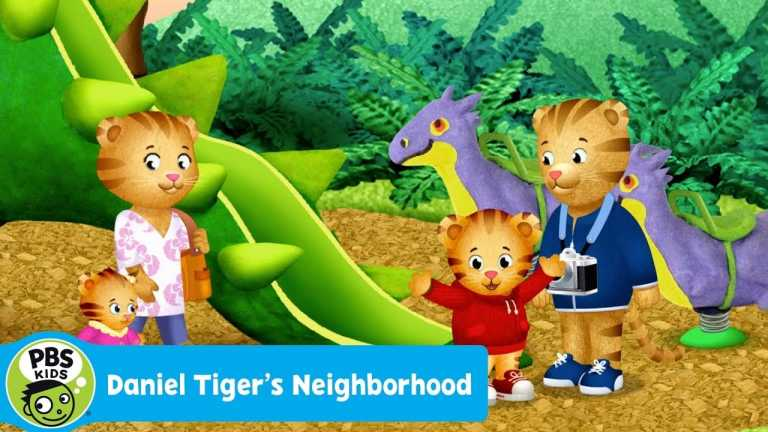 DANIEL TIGER'S NEIGHBORHOOD   So Many Things to Do and See   PBS KIDS