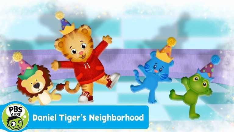 DANIEL TIGER'S NEIGHBORHOOD   Freeze Dance Make Believe   PBS KIDS