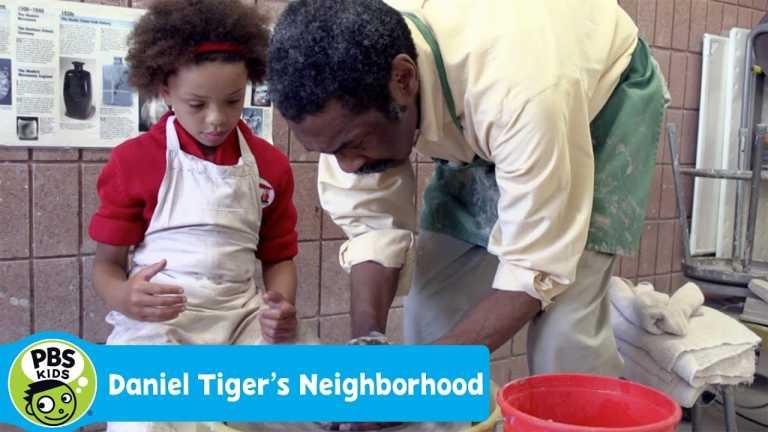 DANIEL TIGER'S NEIGHBORHOOD   Pottery   PBS KIDS