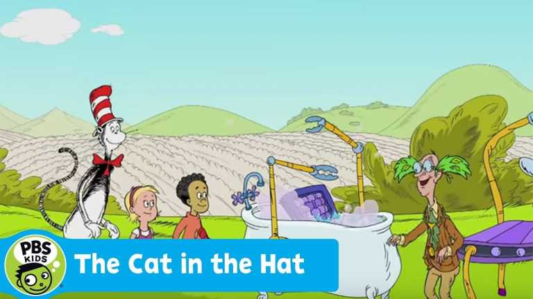 THE CAT IN THE HAT KNOWS A LOT ABOUT THAT | Cleaning Cotton | PBS KIDS