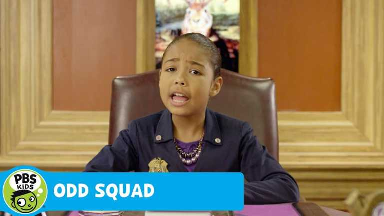 ODD SQUAD   Ms. O's Special Message – Agents of Change   PBS KIDS