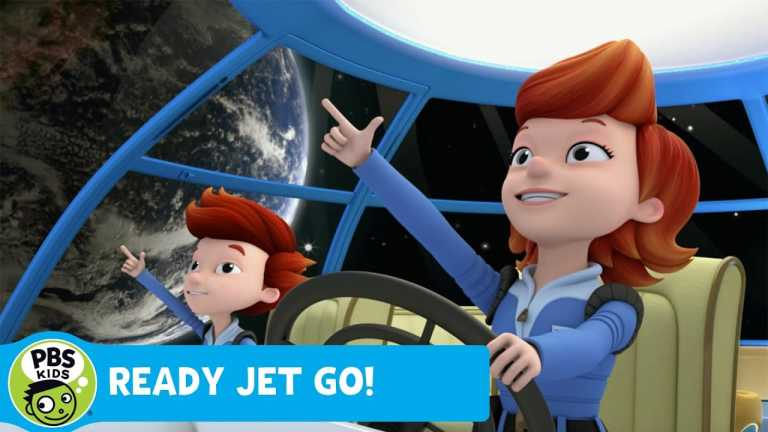 READY JET GO! | Visitors From Outer Space | PBS KIDS