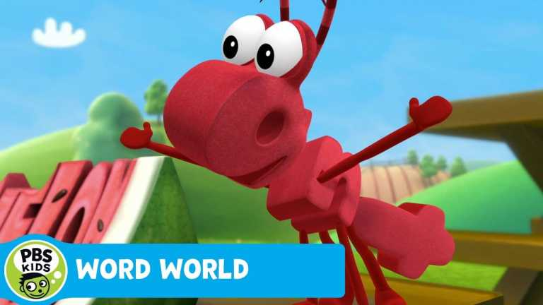 WORD WORLD | Ant Has a Very BIG Idea | PBS KIDS