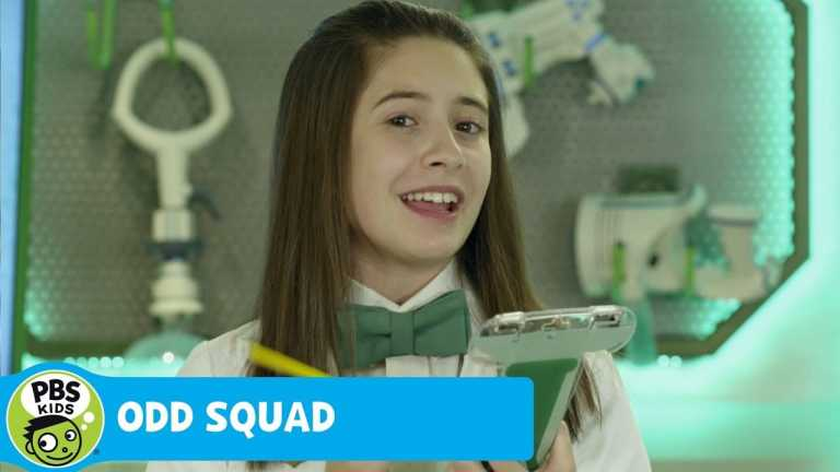 ODD SQUAD   Training Video #1,256: How to Afford Office Supplies   PBS KIDS