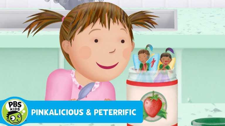 PINKALICIOUS & PETERRIFIC   The Springtime Fairies Move In With the Pinkertons   PBS KIDS